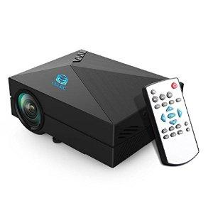 LELEC Portable LED Pico Projector