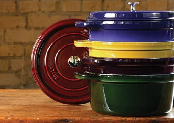 Up to 58% Off+Extra 15% Off Staub Cast-Iron Cookware @ Bloomingdales