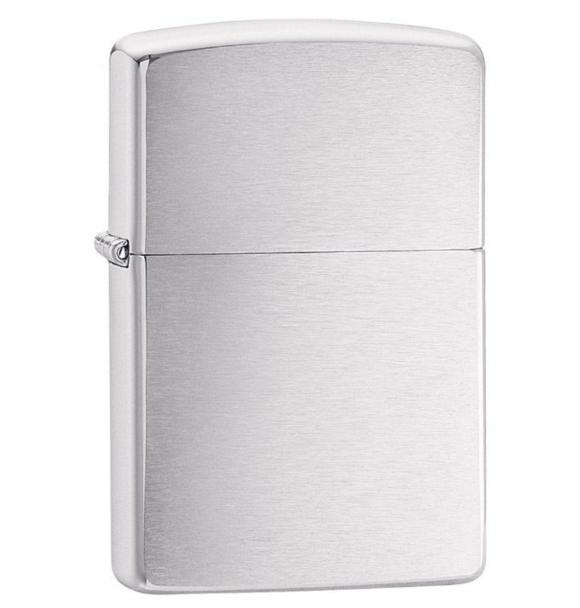 $7.46 Zippo Chrome Pocket Lighter