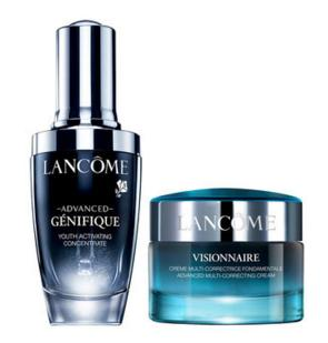 Up to 15% off + 6 Deluxe Samples Dual Packs Sale @ Lancome