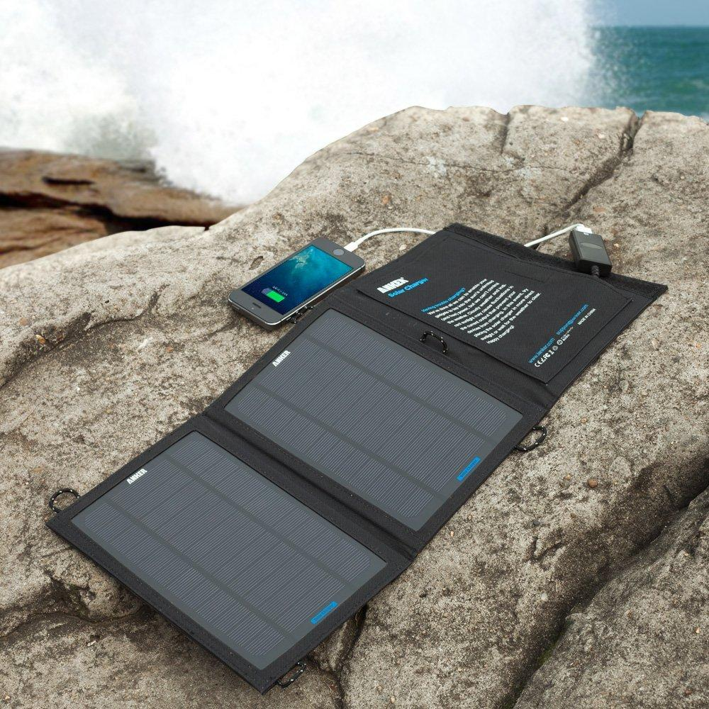 Up to 25% Off Anker Portable Foldable Outdoor Solar Charger
