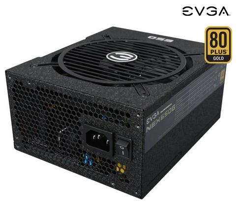EVGA 650W 80 Plus Gold Power Supply