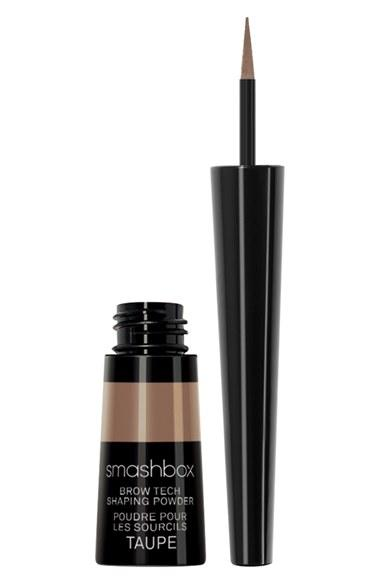 Smashbox launched new Brow Tech Shaping Powder