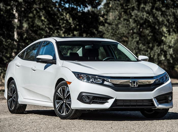 Available NOW! 2016 Honda Civic Sedan