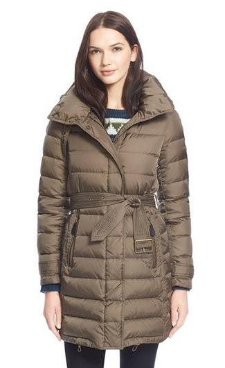 Up to 60% Off Burberry Women's Coat Sale @ Nordstrom