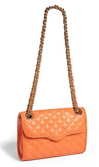 Rebecca Minkoff 'Quilted Mini Affair' Convertible Crossbody Bag