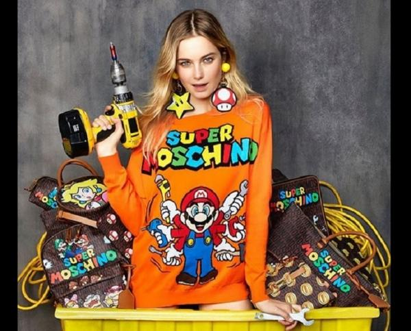 Up to 66% Off Select Moschino Apparel, Handbags and more @ Farfetch