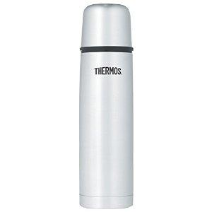 Thermos Vacuum Insulated 16 Ounce Compact Stainless Steel Beverage Bottle