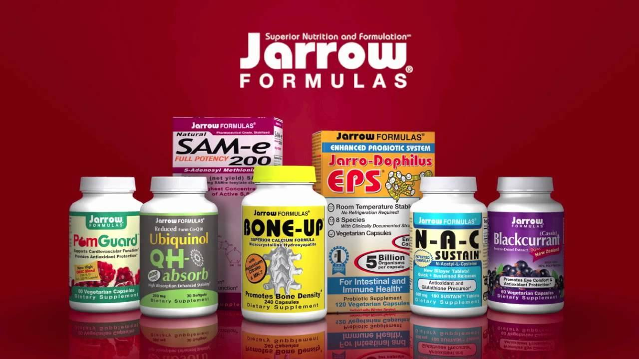 Up to 20% Off Select Jarrow Formulas @ Amazon.com