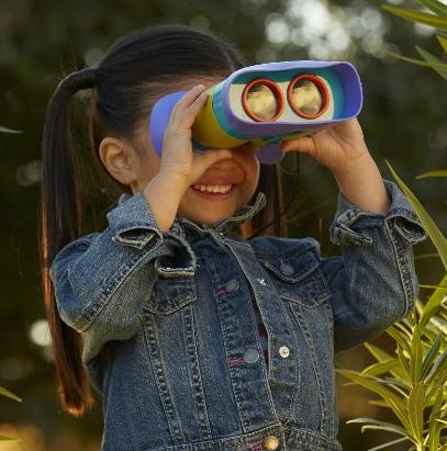 Educational Insights 5260 GeoSafari Jr. Kidnoculars @ Amazon