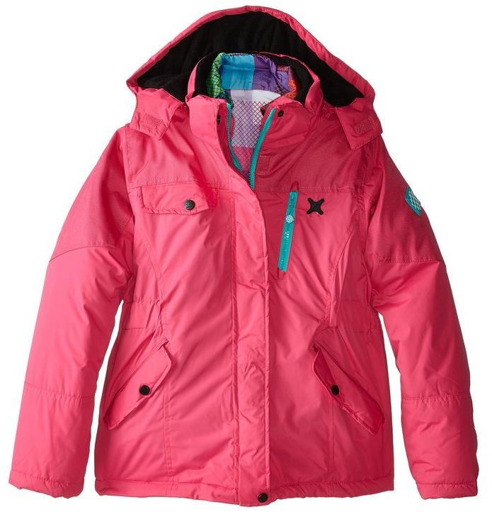 Up to 60% Off Girls' Jackets & More @ Amazon