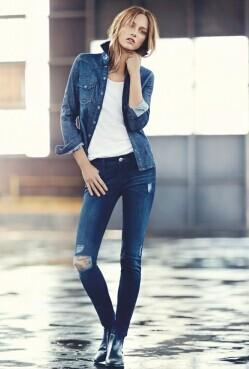 Up to 90% Off DL 1961, Hudson, Levi's Women's Jeans @ MYHABIT
