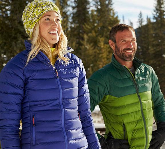 Up to 60% Off Semi-Annual Sale @ Eddie Bauer