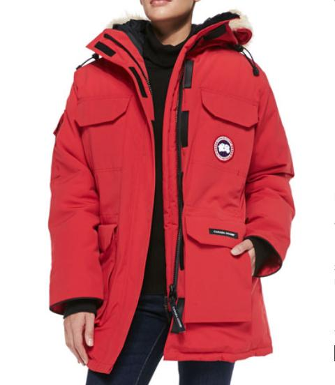 $832.5 Canada Goose  Expedition Fur-Hood Parka @ Bergdorf Goodman
