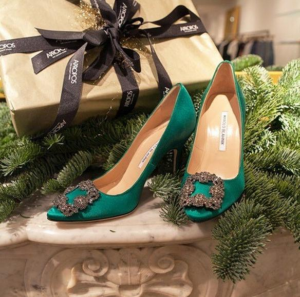 Dealmoon Exclusive!10% Off Manolo Blahnik Shoes Purchase @ Bergdorf Goodman