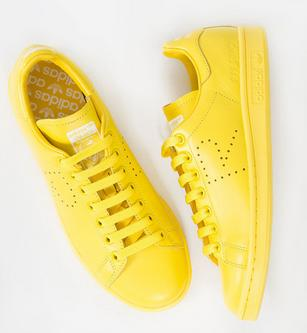 From $228 Adidas  BY RAF SIMONS 'Stan Smith' sneakers