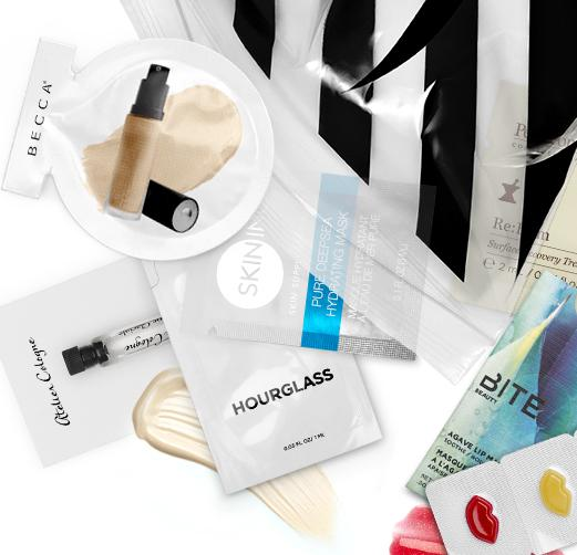 Free 8 Samples with any $25 purchase @ Sephora.com