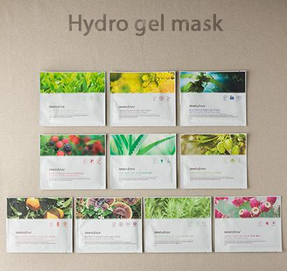 Buy 3 Get 3 Free Hydro Gel Masks @ Innisfree