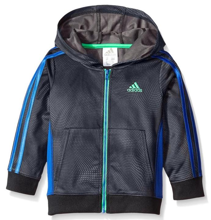 From $10.95 Adidas Boys Rally Jacket @ Amazon