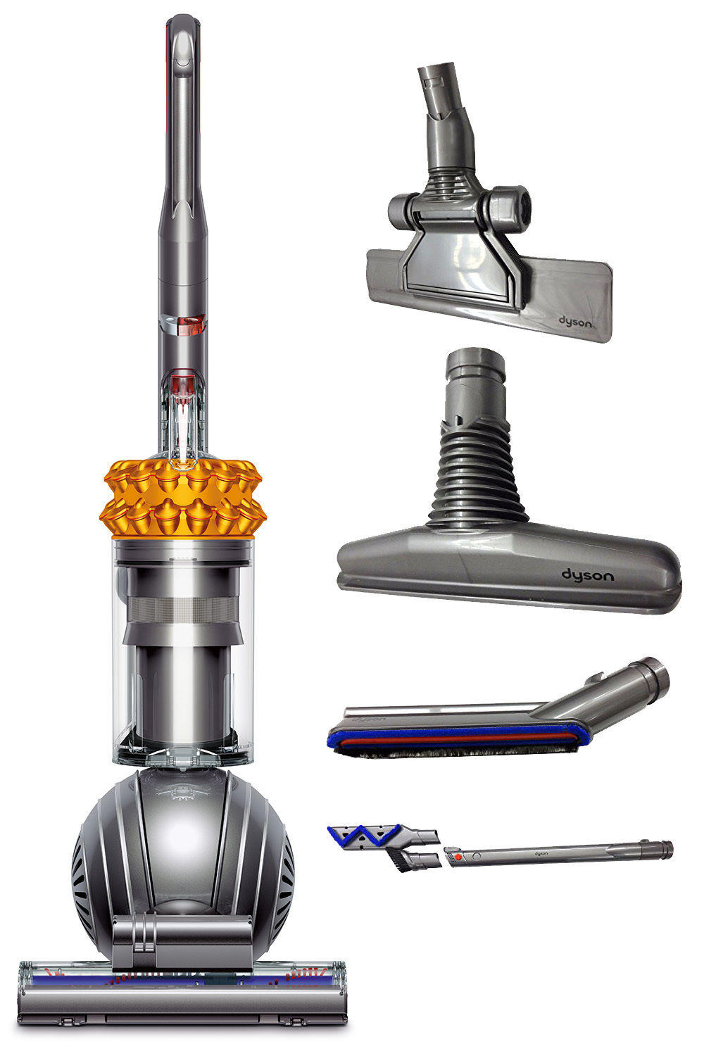 $299.99 Dyson Cinetic Big Ball Multi Floor Upright Vacuum Cleaner