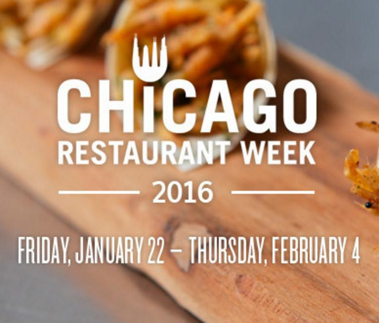 Spend $25 Get $5 Back During Restaurant Week in Chicago