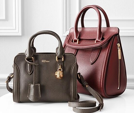 Up to 33% Off Alexander Mcqueen Handbags @ MYHABIT