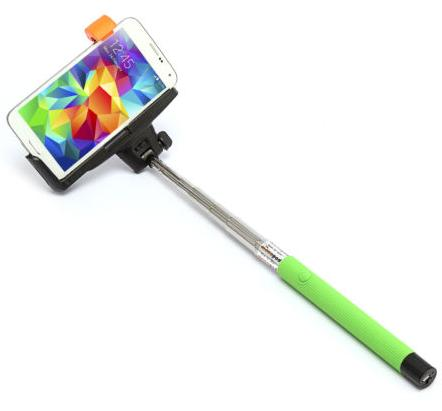 Bluetooth Selfie Stick Extendable Handheld Monopod