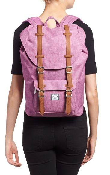 Herschel Supply Co. 'Little America - Mid Volume' Backpack On Sale @ Nordstrom