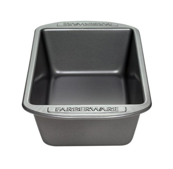 #1 Best seller! Farberware Nonstick Bakeware 9-by-5-Inch Loaf Pan