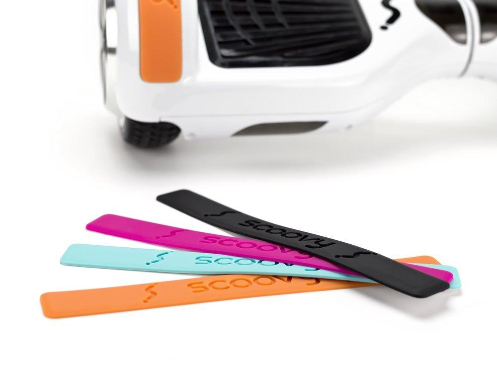 Free Protective Scoovy Replacement Bumper for Hoverboard / 2 Wheel Self Balancing Scooter