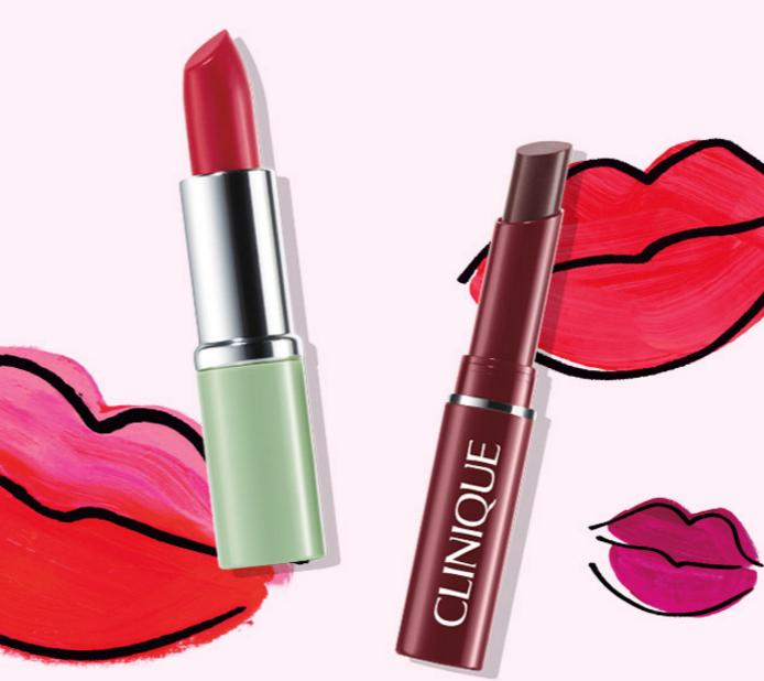 Free Lipstick Duo with $35 Purchase @ Clinique