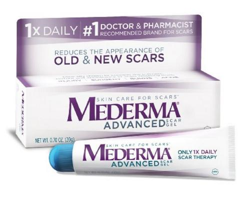 $10.25 Mederma Advanced Scar Gel (20 g)