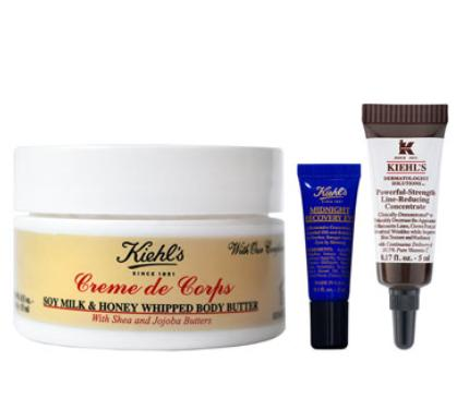 10% Off + Free 3 Pc Gift with Kiehl's Purchase @ Bergdorf Goodman