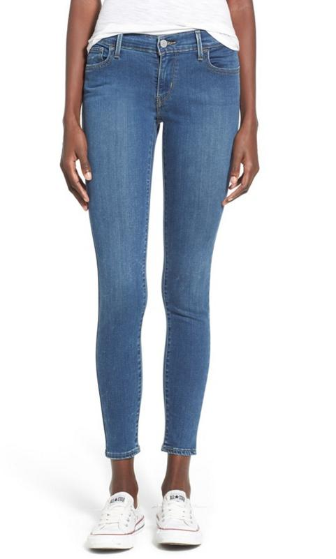 Levi's® '710' Super Skinny Jeans (Pacific Drive) On Sale @ Nordstrom