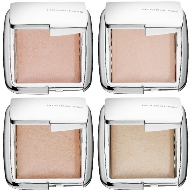 New Release Hourglass launched new Ambient Strobe Lighting Powder