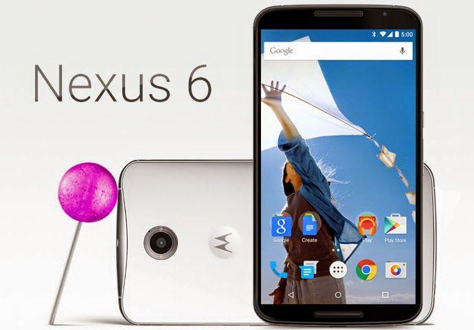 As low as $249.99 Motorola Nexus 6 Unlocked Cellphone