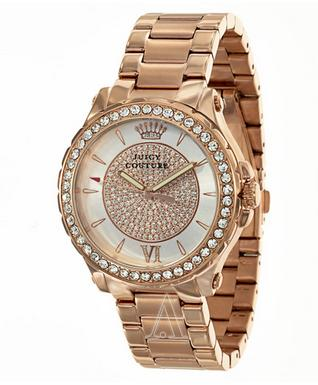 Juicy Couture Women's Pedigree Watch 1901233