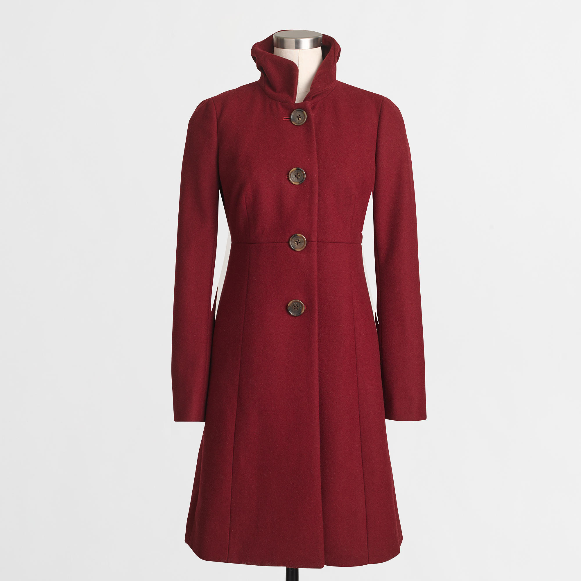 FACTORY UPTOWN DRESS COAT @ J.Crew Factory