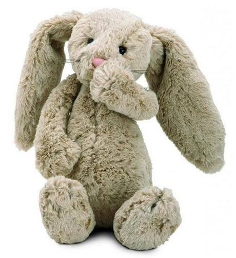 $22.2 Jellycat Bashful Beige Bunny Medium 12