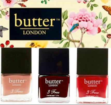 50% Off 2015 Limited-edition @ Butter London