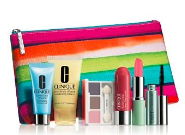 Free 7-piece Gift Set with $50 Clinique order @ Bloomingdales