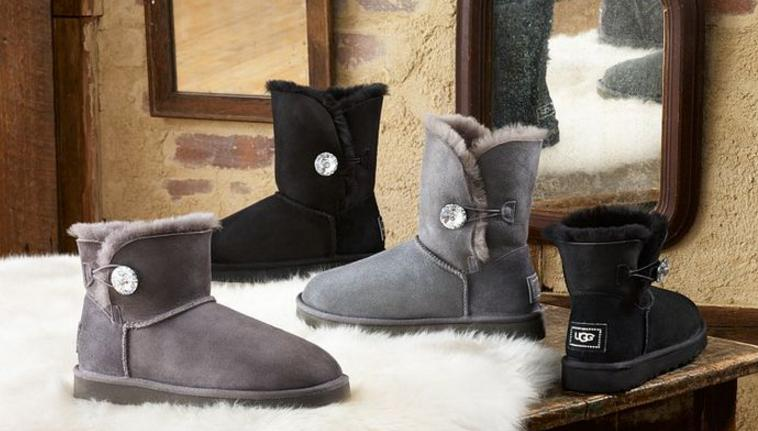 UGG Australia Bailey Bling Button Boot @ Neiman Marcus