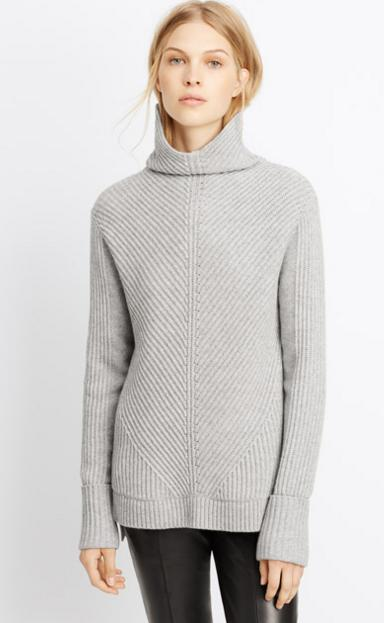 Up to 60% Off Turtleneck Sweater Sale @ Vince.