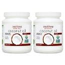 $39.97 Nutiva Organic Virgin Coconut Oil, 54 Ounce (Pack of 2)