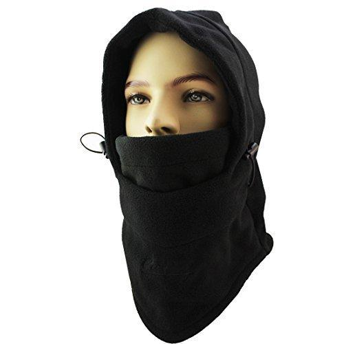 Sportown® Newest Motorcycle Balaclava Fleece Neck Hat Winter Ski Full Face Mask Cover Cap