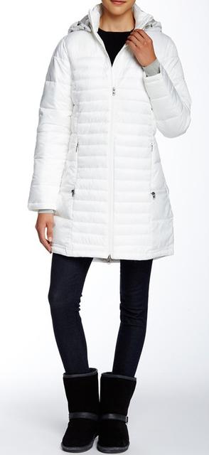 Columbia Powder Pillow Long Jacket