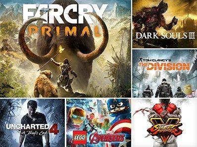 20% Off Pre-orders and New Release Video Games @ Amazon