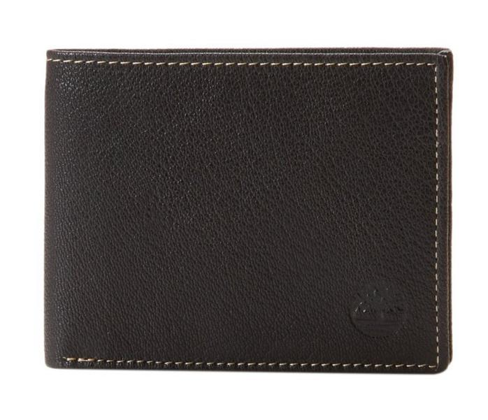 Timberland Men's Blix Leather Passcase Wallet