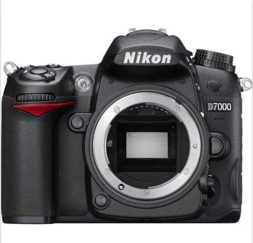 Nikon D7000 DX-Format Digital SLR Camera (Body Only) Factory Refurbished