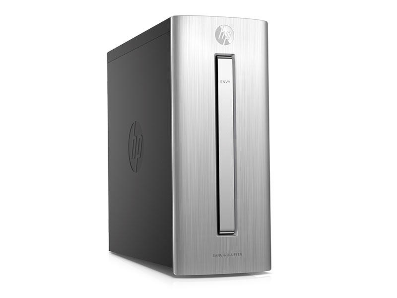HP ENVY 750se Windows 7 Desktop